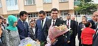 Bakan Yardımcısı Erdem'den Akşehir Ziyareti