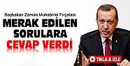Başbakan Alo Fatih Sorusunu Cevapladı-Zaman Muhabirini Fırçaladı-VİDEO