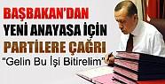 """Başbakan Erdoğan: """"Gelin Bu İşi Bitirelim"""""""