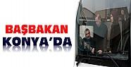 Başbakan Erdoğan Konya'da