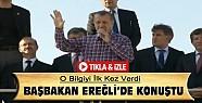 Başbakan Erdoğan'ın Ereğli'deki Konuşması-VİDEO-Tıkla izle