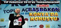 Başbakan Yıldırım Konya'daki Törende Konuştu-VİDEO