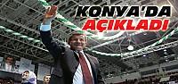 Başbakan'dan Konya'da Cerattepe Açıklaması