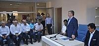Başkan Akyürek Cihanbeyli'de Muhtarlarla Buluştu