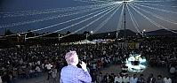 Akyürek İlçe İftarlarında 100 Bin Kişiyle Buluştu