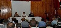 Başkan Akyürek'ten İlçelerde Toplantı