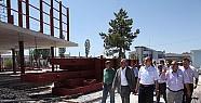 Başkan Altay Hizmet Tanıtım Gezisinde