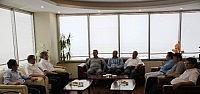 Başkan Hançerli 'den Smmmo'ya Ziyaret