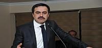 Başkan Öztürk Türk Dünyasındaki Zulmü Kınadı