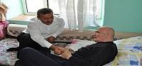Başkan Tutal'dan Bayram Ziyaretleri
