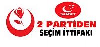 BBP Saadet Partisi Çatısı Altına Girdi