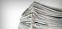 Beş gazetenin dağıtımı durduruldu