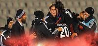Beşiktaş Partizan'a Gol Yağdırdı