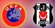 Beşiktaş Taraftarı UEFA'ya Saldırdı
