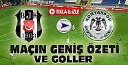 Beşiktaş Torku Konyaspor Özet-Goller-VİDEO-Tıkla İzle