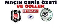 Beşiktaş-Torku Konyaspor-ÖZET-VİDEO