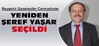 Beyşehir Gazeteciler Cemiyet Başkanı Yeniden Seçildi