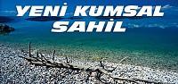 Beyşehir Gölüne Yeni Kumsal Sahil Yapılacak