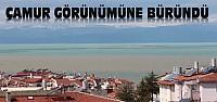 Beyşehir Gölünün Rengi Değişti