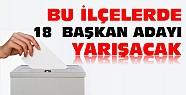 Beyşehir Hüyük ve Derebucak'ta 18 Başkan Adayı Yarışacak