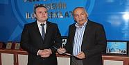 Beyşehir'de AKP'den  İlk Aday Adayı Üzeyir Yaşar