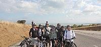 Bisiklet Farkındalığı İçin Pedal Çevirdiler