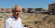 Beyşehir'de Chp Kapalı Pazar Yeri İnşaatının Durdurulmasını İstedi