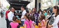 Beyşehir'de Çocuklara Kıyafet Yardımı