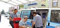 Beyşehir'de Evde Bakım Hizmetleri Başladı