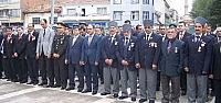 Beyşehir'de Gaziler Günü Kutlamaları