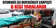 Beyşehir'de Kaza: 8 Kişi Yaralı!