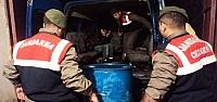 Beyşehir'de Mazot Çalan 3 Kişi Yakalandı