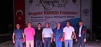 Beyşehir'de Ramazan Programları Sona Erdi