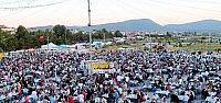 Beyşehir'de Toplu İftar Coşkusu