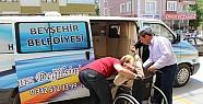 Beyşehir'de yaşlılara evinde bakılcak