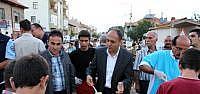 Beyşehir'in Üzümlü Mahallesinde Toplu İftar Coşkusu