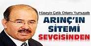 Bülent Arınç'ın Başbakan'a Sitemine Hüseyin Çelik'ten Yanıt Geldi