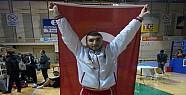 Büyükşehir sporcusu Balkan Şampiyonu