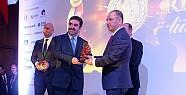 Büyükşehir'e Kent Bilgi Sistemi Ödülü
