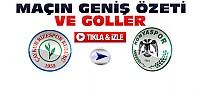 Çaykur Rize Torku Konyaspor -ÖZET-VİDEO
