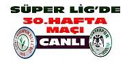 Çaykur Rizespor -Torku Konyaspor-Maçta 3. Gol