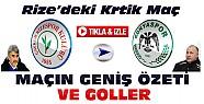 Çaykur Rizespor Torku Konyaspor-Geniş Özeti ve Goller-VİDEO