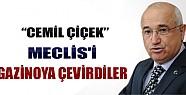 Cemil Çiçek: Meclis'i Gazinoya Çevirdiler!