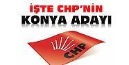 CHP Konya Büyükşehir Adayı Belli Oldu-İşte O İsim