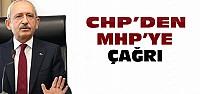 CHP'den Devlet Bahçeli'yee Çağrı