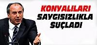 CHP'li Muharrem İnce'den Konya Tepkisi