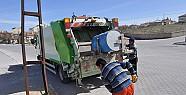 Cihanbeyli Belediyesi Köylerin Çöplerini Toplamaya Başladı