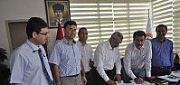 Cihanbeyli Belediyesi'nde Toplu Sözleşme İmzalandi