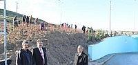 Cihanbeyli'de Ağaçlandırma Çalişmalari