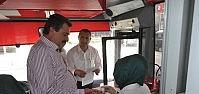 Cihanbeyli'de Kan Bağışı Kampanyası